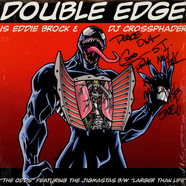 Double Edge - The Odds / Larger Than Life