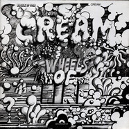 Cream - Wheels Of Fire - In The Studio