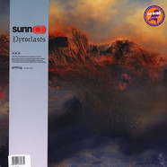 Sunn O))) - Pyroclasts Purple In Orange Vinyl Edition