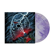Harry Manfredini - OST Friday The 13th Part 6 Jason Lives Purple Marbled Vinyl Edition