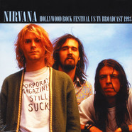 Nirvana - Hollywood Rock Festival 1993
