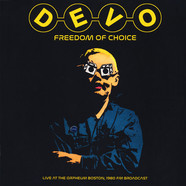 Devo - Freedom Of Choice Live At The Orpheum Boston 1980