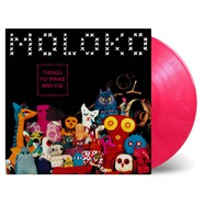 Moloko - Things To Make And Do Pink Transparent Vinyl Edition