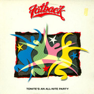 Fatback Band, The - Tonite's An All-Nite Party