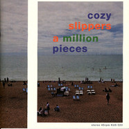 Cozy Slippers - A Million Pieces Blue Vinyl Edition