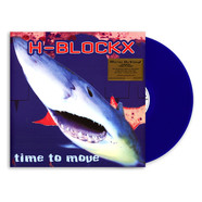 H-Blockx - Time To Move 25th Anniversary Blue Vinyl Edition