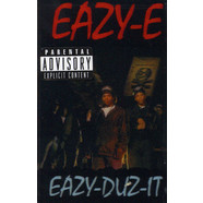 Eazy-E - Eazy Duz It 3D Lenticular Cover Edition