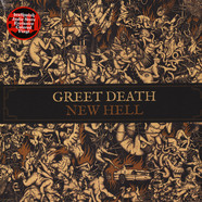 Greet Death - New Hell Gold Vinyl Edition