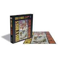 Guns N' Roses - Appetite For Destruction 1 (500 Piece Jigsaw Puzzle)
