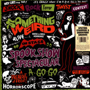 Something Weird - OST Spook Show Spectacular A-Go-Go Red Vinyl Edition