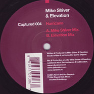 Mike Shiver & Elevation - Hurricane