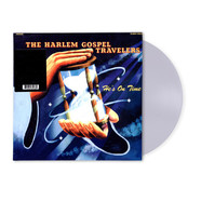 Harlem Gospel Travelers, The - He's On Time HHV EU Exclusive Clear Vinyl Edition