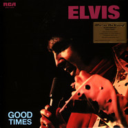 Elvis Presley - Good Times Colored Vinyl Edition