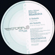 Mike Shiver Presents Madeira - Solaris