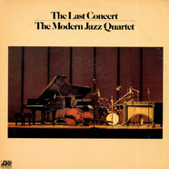 Modern Jazz Quartet, The - The Last Concert