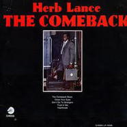 Herb Lance - The Comeback