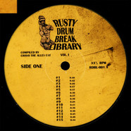Chavo The Alley Cat - Rusty Drum Breaks Library Vol. 1