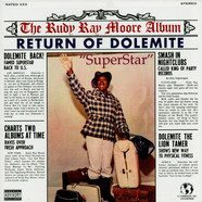 Rudy Ray Moore - OST Return Of Dolemite: Superstar