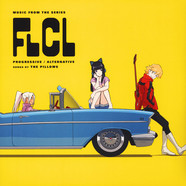 Pillows, The - FLCL Progressive / Alternative Black Vinyl Edition