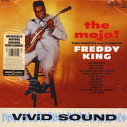 Freddy King - The Mojo! King Rarities & Obscurities Black Friday Record Store Day 2019 Edition