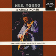 Neil Young & Crazy Horse   - Live At Shoreline Amphitheatre, Mountain View, CA October 1st 1994