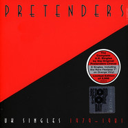 Pretenders - UK Singles 1979-1981 Black Friday Record Store Day 2019 Edition