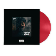 Kwam.E - Whut Da Phunk HHV Exclusive Red Vinyl Edition