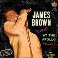 James Brown & The Famous Flames - Live At The Apollo - Volume II
