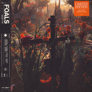 Foals - Everything Not Saved Will Be Lost Part 2 Orange Vinyl Edition