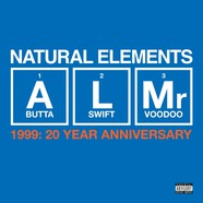 Natural Elements - 1999 20th Anniversary Black Vinyl Edition