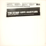 Stone Love Allstars - Party In Session