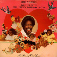 Barry White & The Love Unlimited Orchestra - The Best Of Our Love
