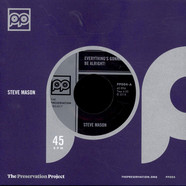 Steve Mason - Everything's Gonne Be Alright! / There's A Man Upstairs