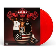 N.E.R.D - Fly Or Die Limited Red Vinyl Edition