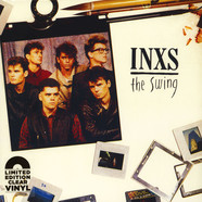 INXS - The Swing Limited Clear Vinyl Edition