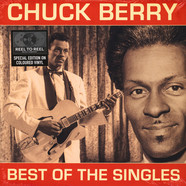 Chuck Berry - Best Of The Singles Red Vinyl Edition
