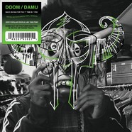 MF Doom X Damu The Fudgemunk - Coco Mango, Sliced & Diced Green Vinyl Edition