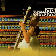 Ravi Shankar - The Genius Of Ravi Shankar