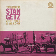 Stan GetzZoot Sims & Al Cohn - The Brothers