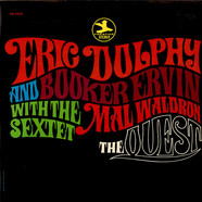 Eric Dolphy And Booker Ervin With The Mal Waldron Sextet - The Quest