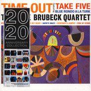 Dave Brubeck Quartet - Time Out Blue Vinyl Edition