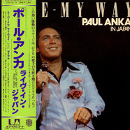 Paul Anka - Paul Anka In Japan - Live - My Way