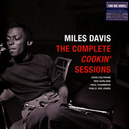 Miles Davis With John Coltrane, Red Garland, Paul Chambers & Philly Joe Jones - The Complete Cookin' Sessions