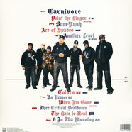 Body Count - Carnivore HHV Exclusive Orange Vinyl Edition