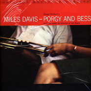 Miles Davis - Porgy And Bess Numbered Limited Edition