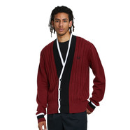Fred Perry x Charlie Casely-Hayford - Cable Knit Cardigan