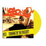 KRS-One - Sound Of Da Police HHV Exclusive Yellow Vinyl Edition
