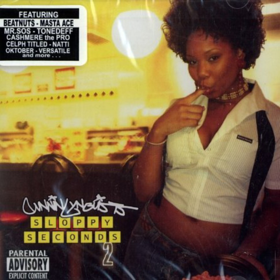 Cunninlynguists - Sloppy Seconds Volume 2