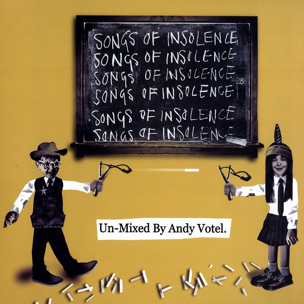 Andy Votel - Songs of insolence