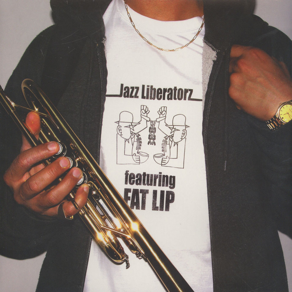 Jazz Liberatorz - Backpackers Feat. Fat Lip of Pharcyde